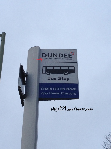 Dundee's slogan