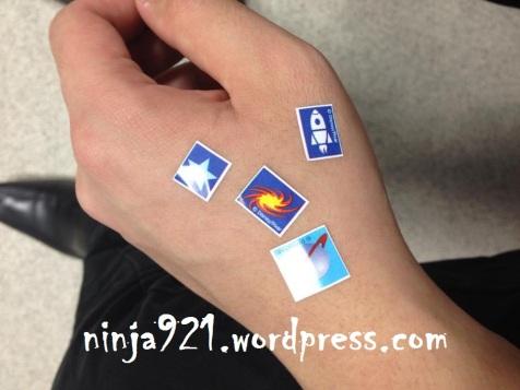 Sticker spreader!!